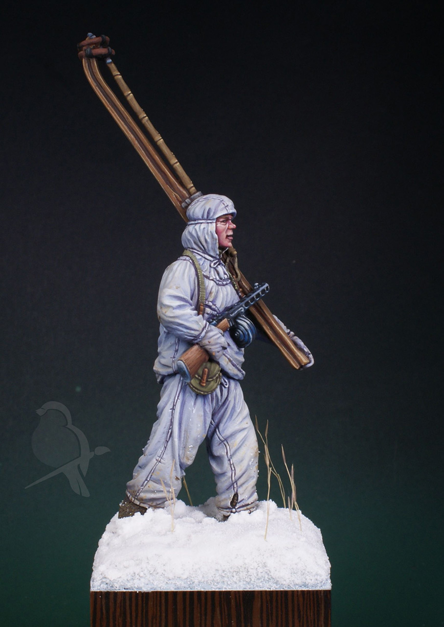 Figures: Soviet ski trooper, photo #5