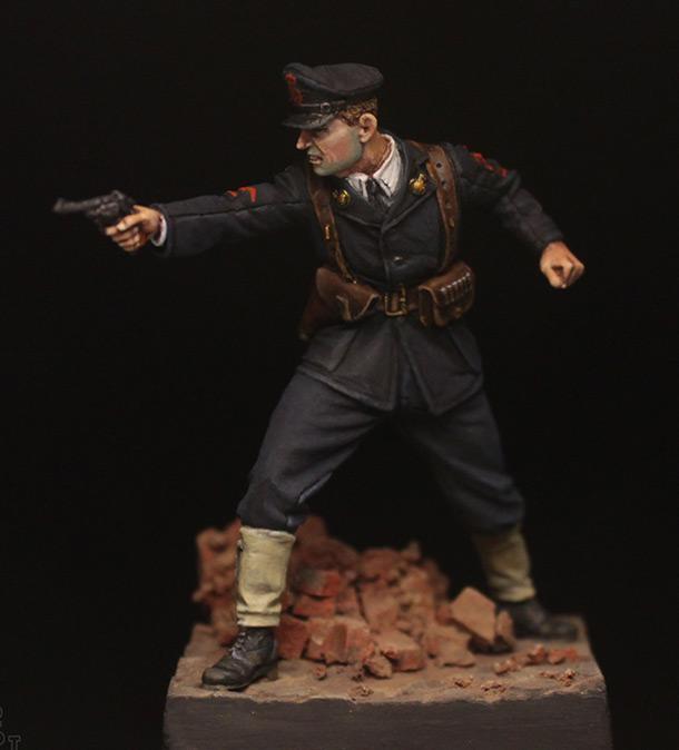 Figures: The Motor Bandit