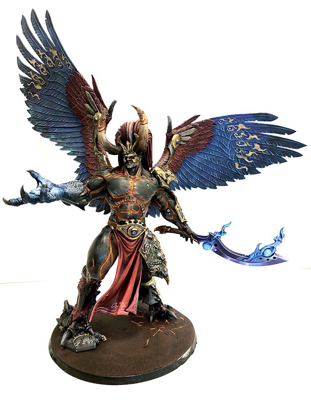 Miscellaneous: Magnus, the Cursed Son of the Emperor