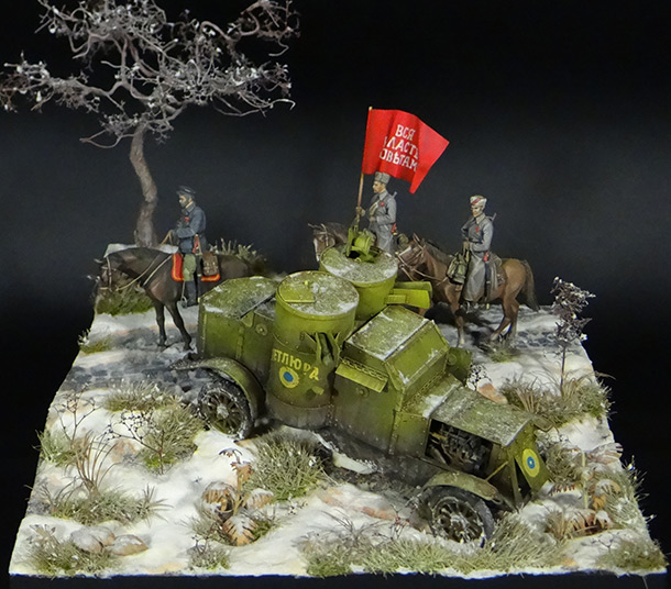 Dioramas and Vignettes: All Power to the Soviets!