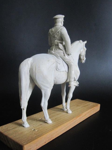 Sculpture: Hussar, 1877, photo #7