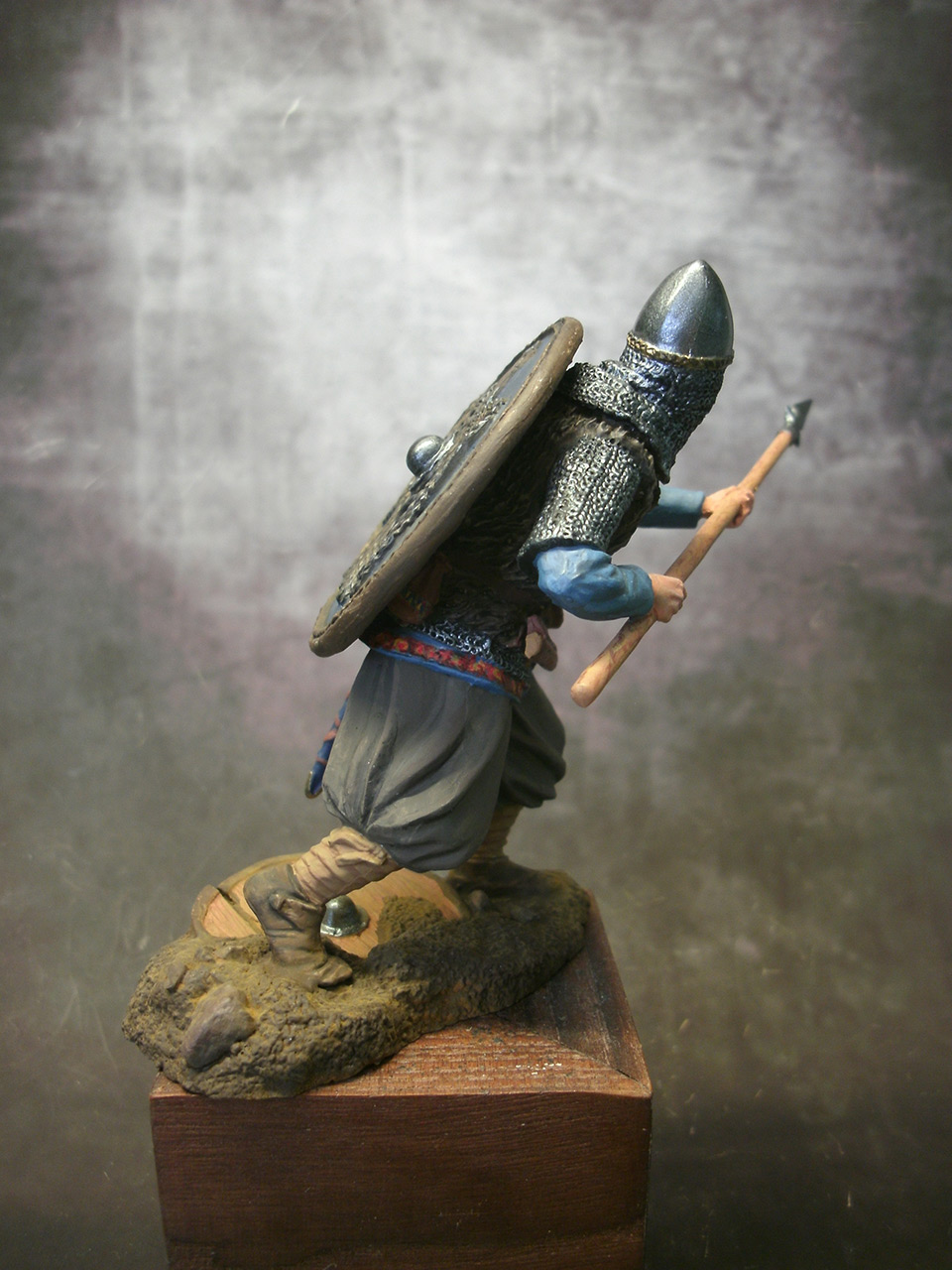 Figures: Viking, 9-11th cent., photo #7