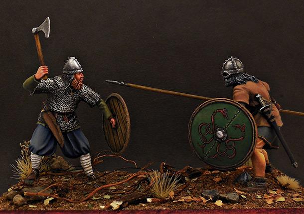 Dioramas and Vignettes: Holmgang