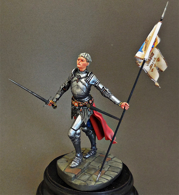 Figures: Jeanne D'Arc