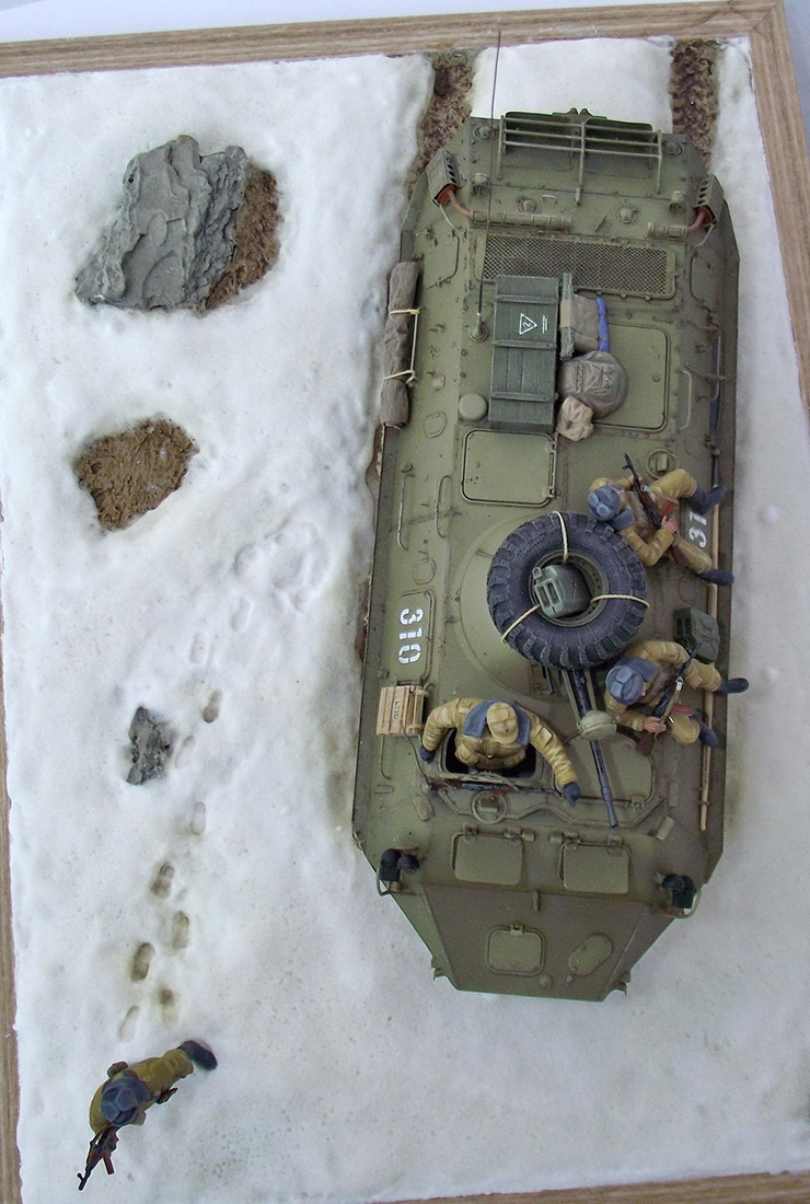 Dioramas and Vignettes: Within the 100-kilometers zone, photo #18
