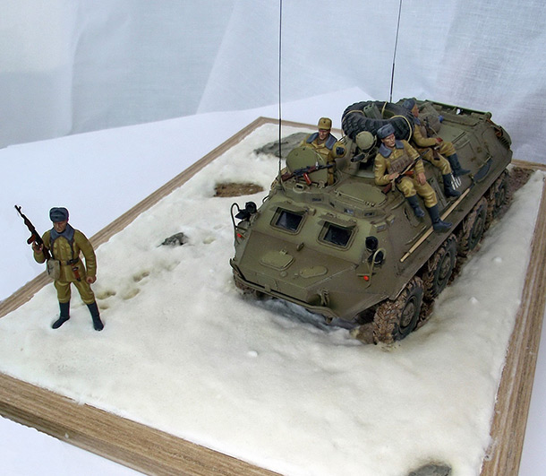 Dioramas and Vignettes: Within the 100-kilometers zone