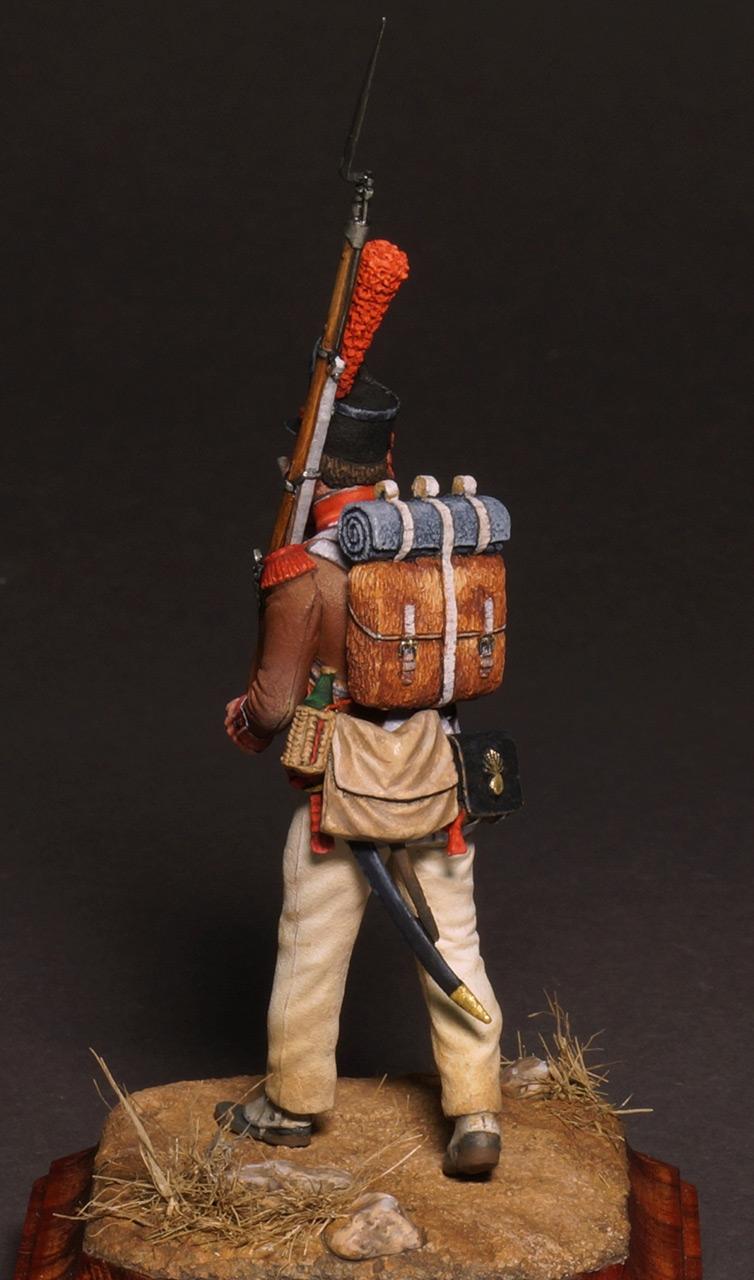 Figures: Grenadier, Portugal legion, photo #7