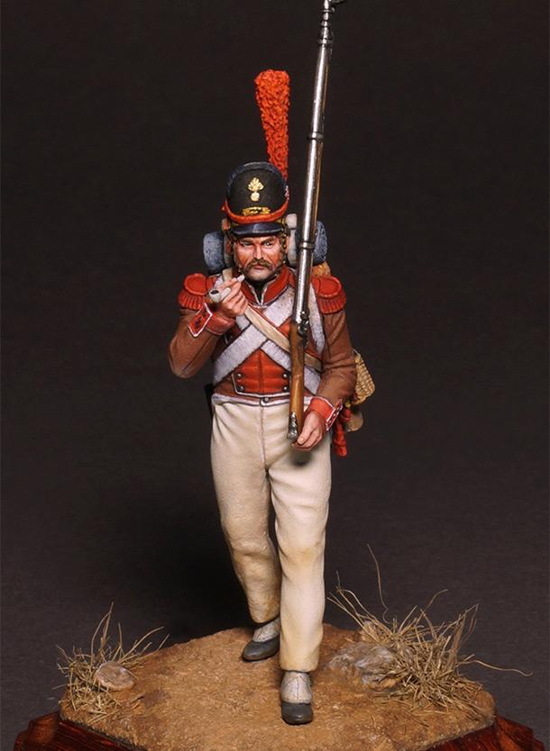 Figures: Grenadier, Portugal legion