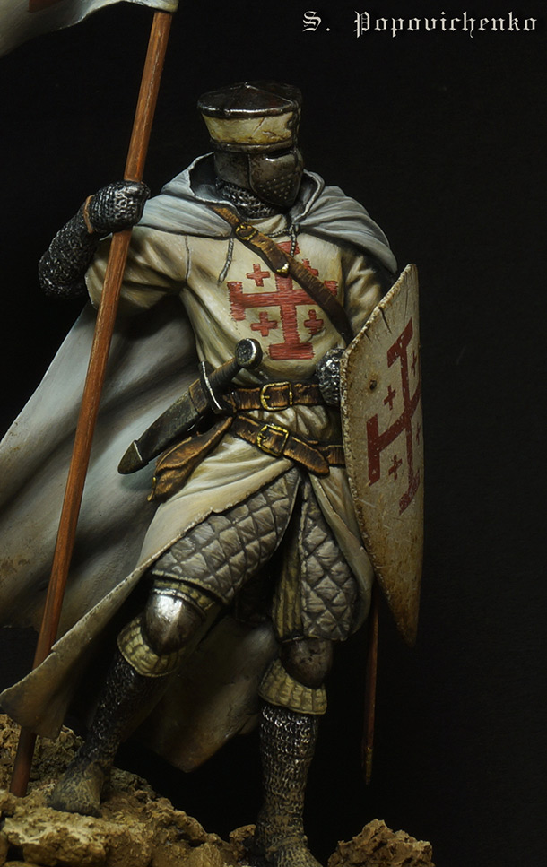 Figures: Knight of the Holy Sepulchre
