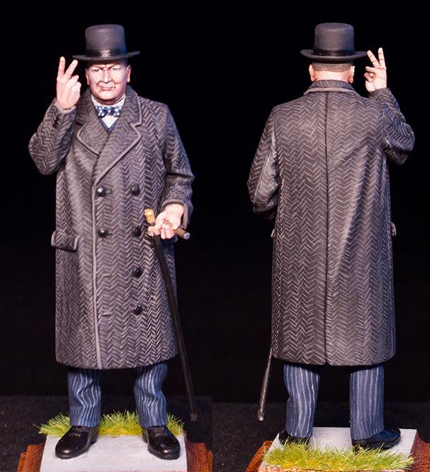 Figures: Winston Churchill
