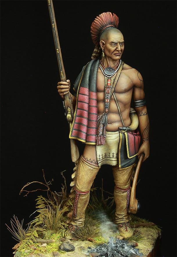 Figures: The Iroquois