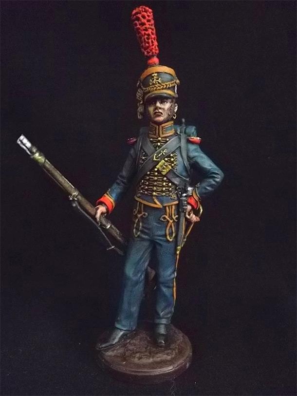 Figures: Napoleonic France