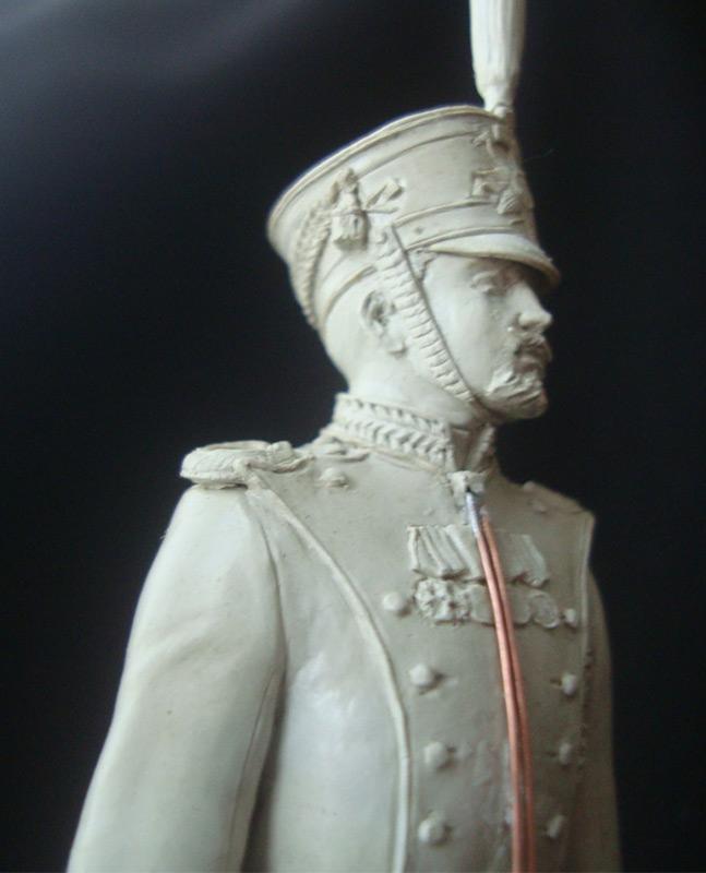 Sculpture: Guard pioneer, 1913, photo #6
