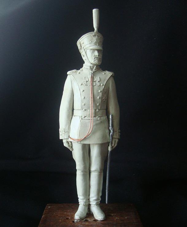 Sculpture: Guard pioneer, 1913
