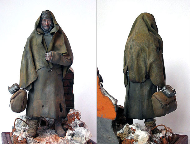 Figures: Der Ubermensch, Stalingrad, 1943