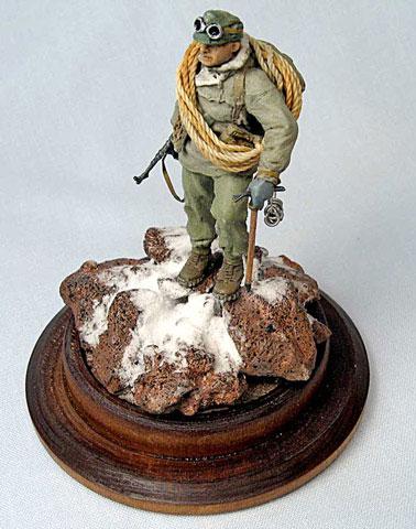 Figures: Gebirgsjaeger, photo #8