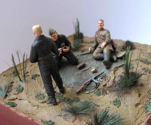 Dioramas and Vignettes: Lunch Break