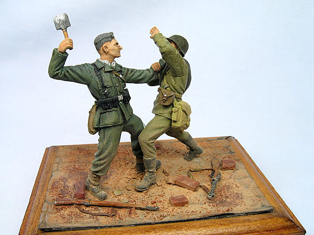 Dioramas and Vignettes: The duel, photo #1