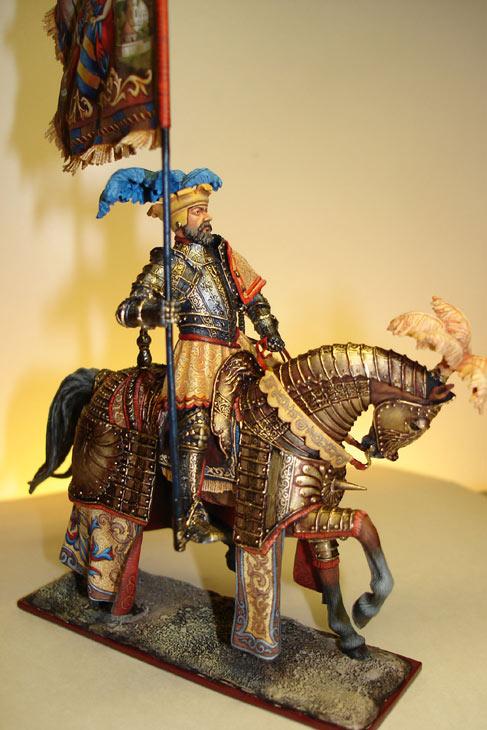 Figures: Knight, Maximilian epoque, photo #3