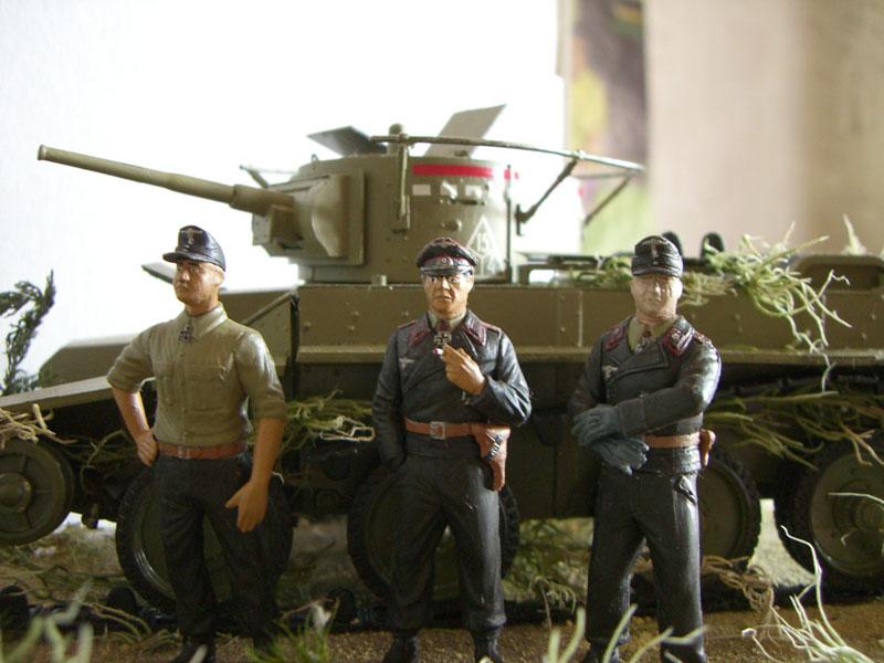 Training Grounds: Wehrmacht tank crew, 1941, photo #3