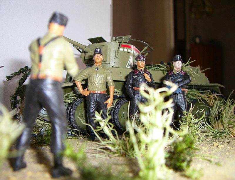 Training Grounds: Wehrmacht tank crew, 1941, photo #4