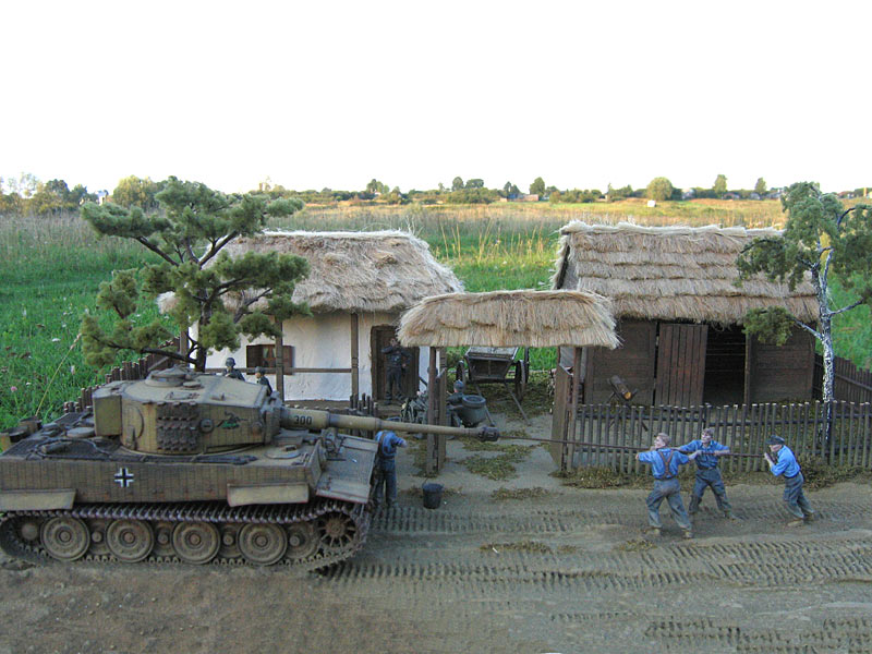 Dioramas and Vignettes: In rear of enemy, photo #1