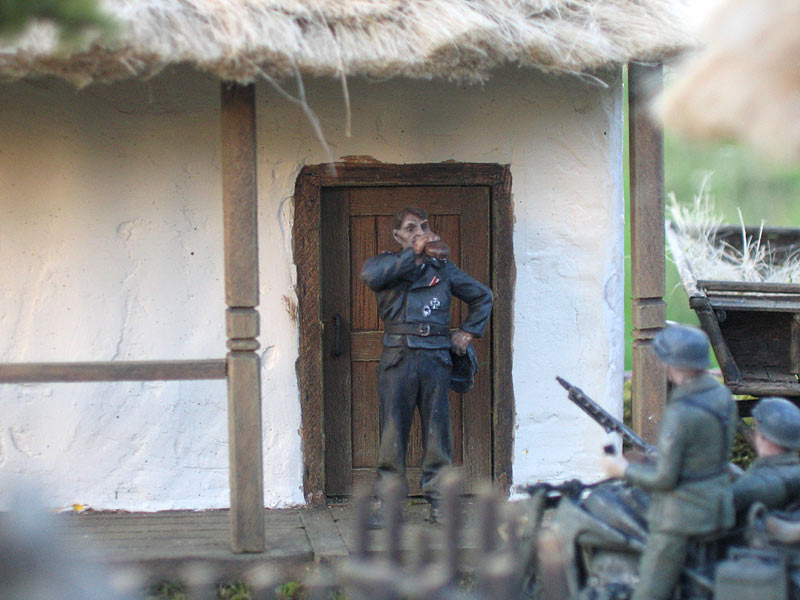 Dioramas and Vignettes: In rear of enemy, photo #10