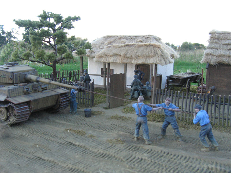 Dioramas and Vignettes: In rear of enemy, photo #3