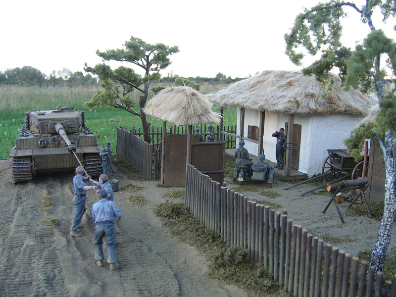 Dioramas and Vignettes: In rear of enemy, photo #4