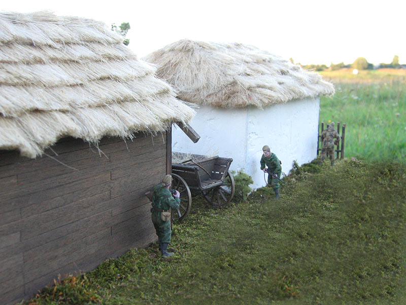 Dioramas and Vignettes: In rear of enemy, photo #6