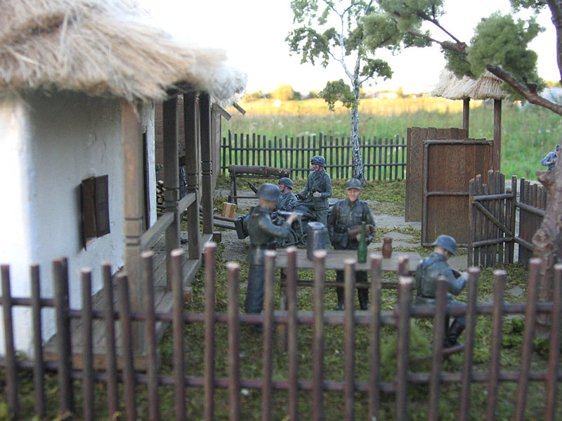 Dioramas and Vignettes: In rear of enemy, photo #9