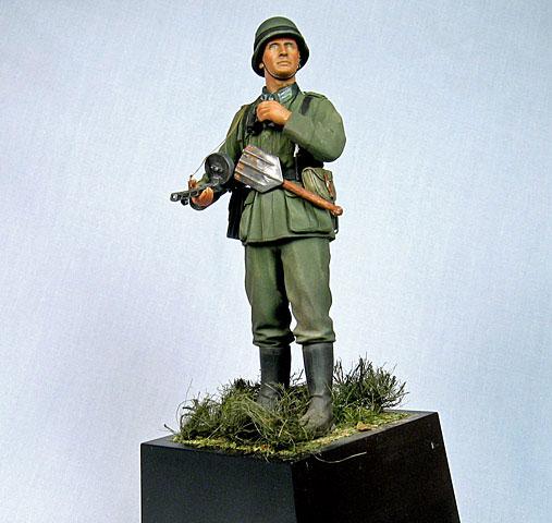 Figures: Wehrmacht Oberfeldwebel, photo #2
