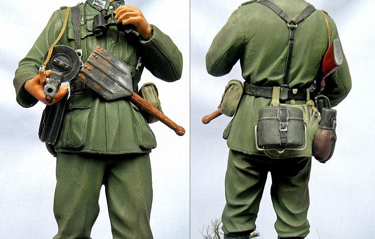 Figures: Wehrmacht Oberfeldwebel, photo #4