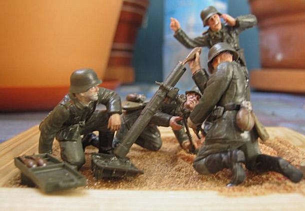 Training Grounds: Mortar Crew