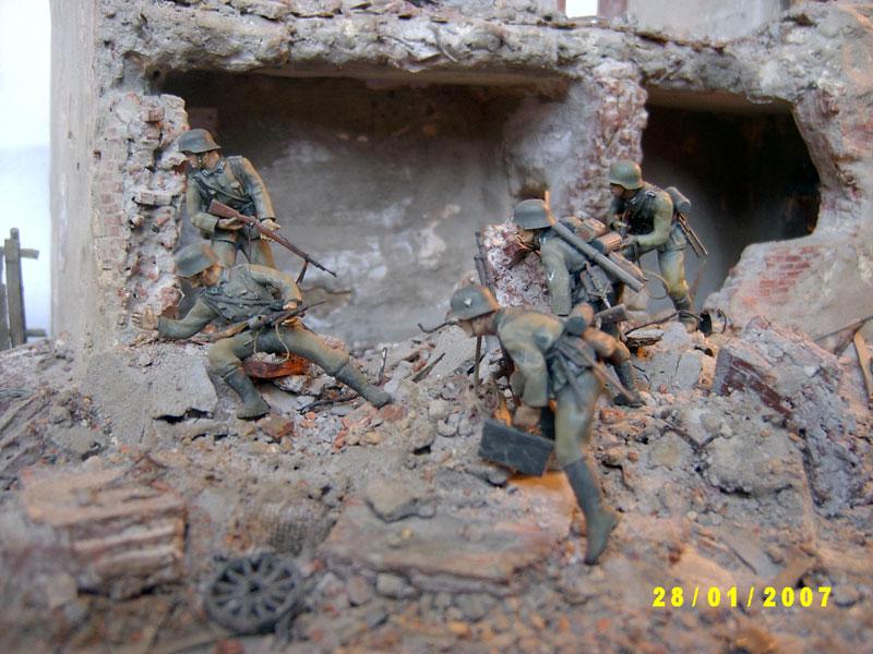 Dioramas and Vignettes: Hans, gib mir dein Hand!, photo #7