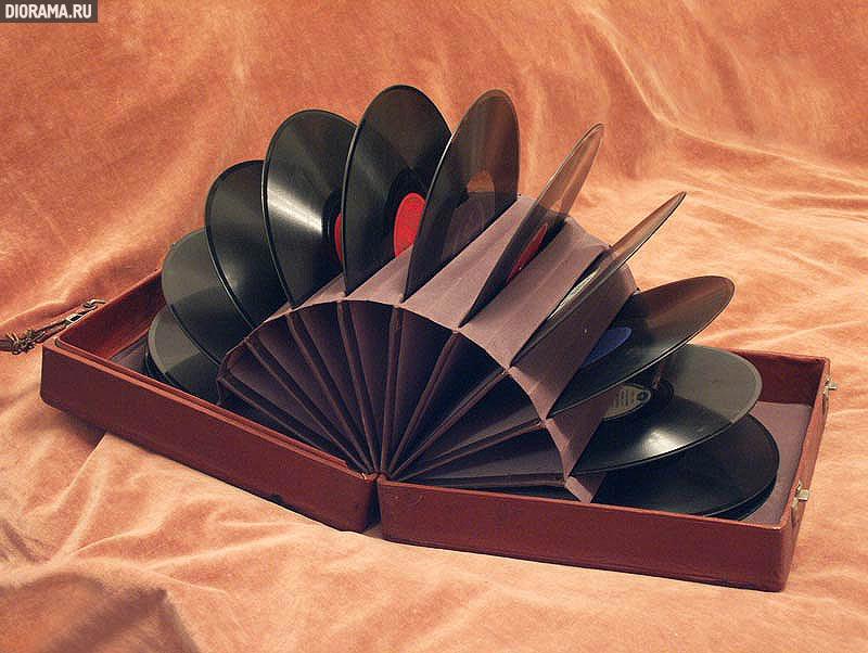 Disc case,  (Library Diorama.Ru)