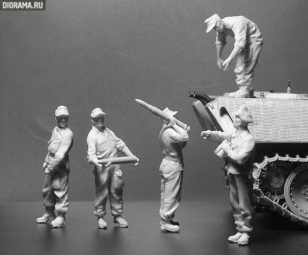 Reviews: German Self-Propelled Gun Crew