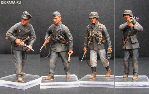 Reviews: German naval troops (Dieppe 1942)
