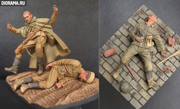 Reviews: Casualties of war