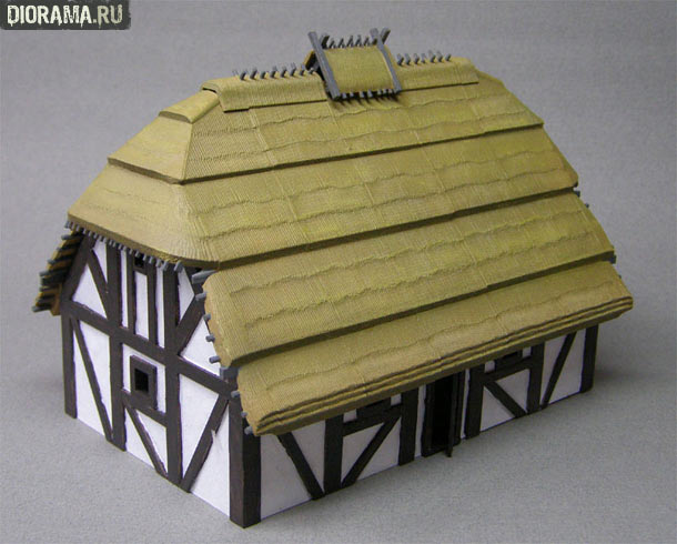 Reviews: Half-timbered house with straw roof