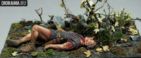 Projects: Germanic warriors, photo #16