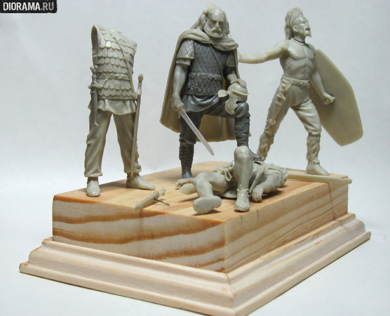 Projects: Germanic warriors, photo #4