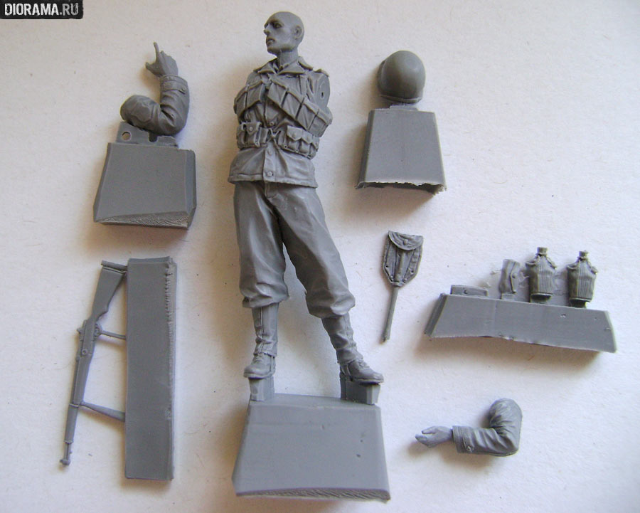 Reviews: Private, 327th glider regt., 101st Airborne, photo #2