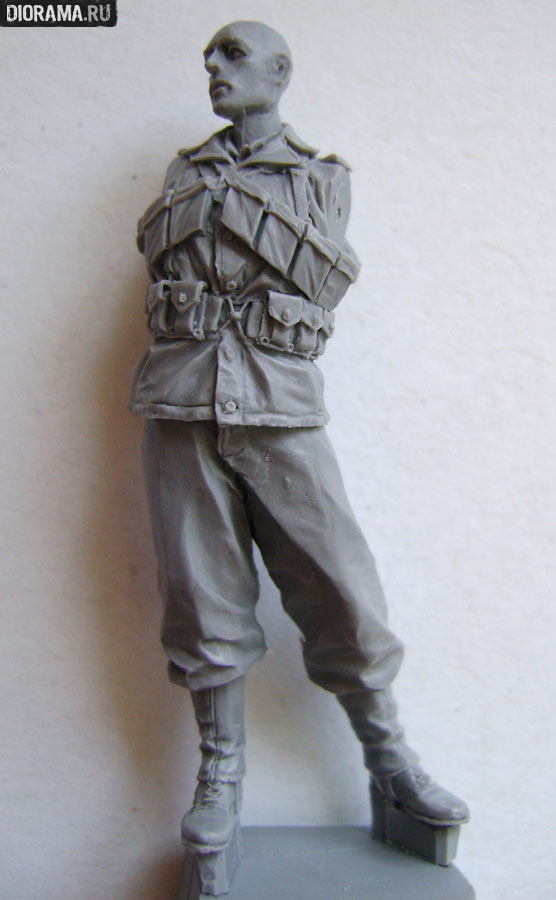 Reviews: Private, 327th glider regt., 101st Airborne, photo #4
