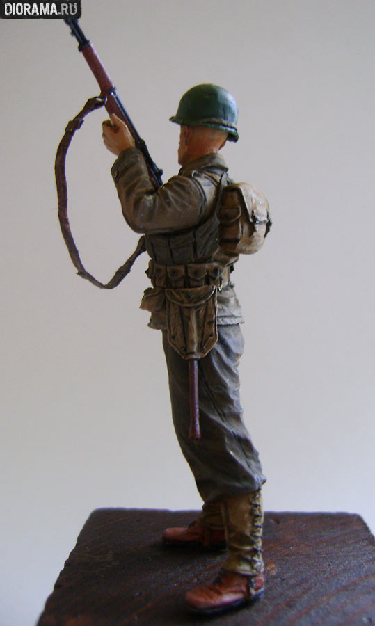 Reviews: Private, 327th glider regt., 101st Airborne, photo #6