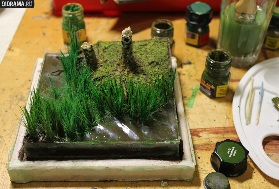 Features: Making a wetland, photo #42