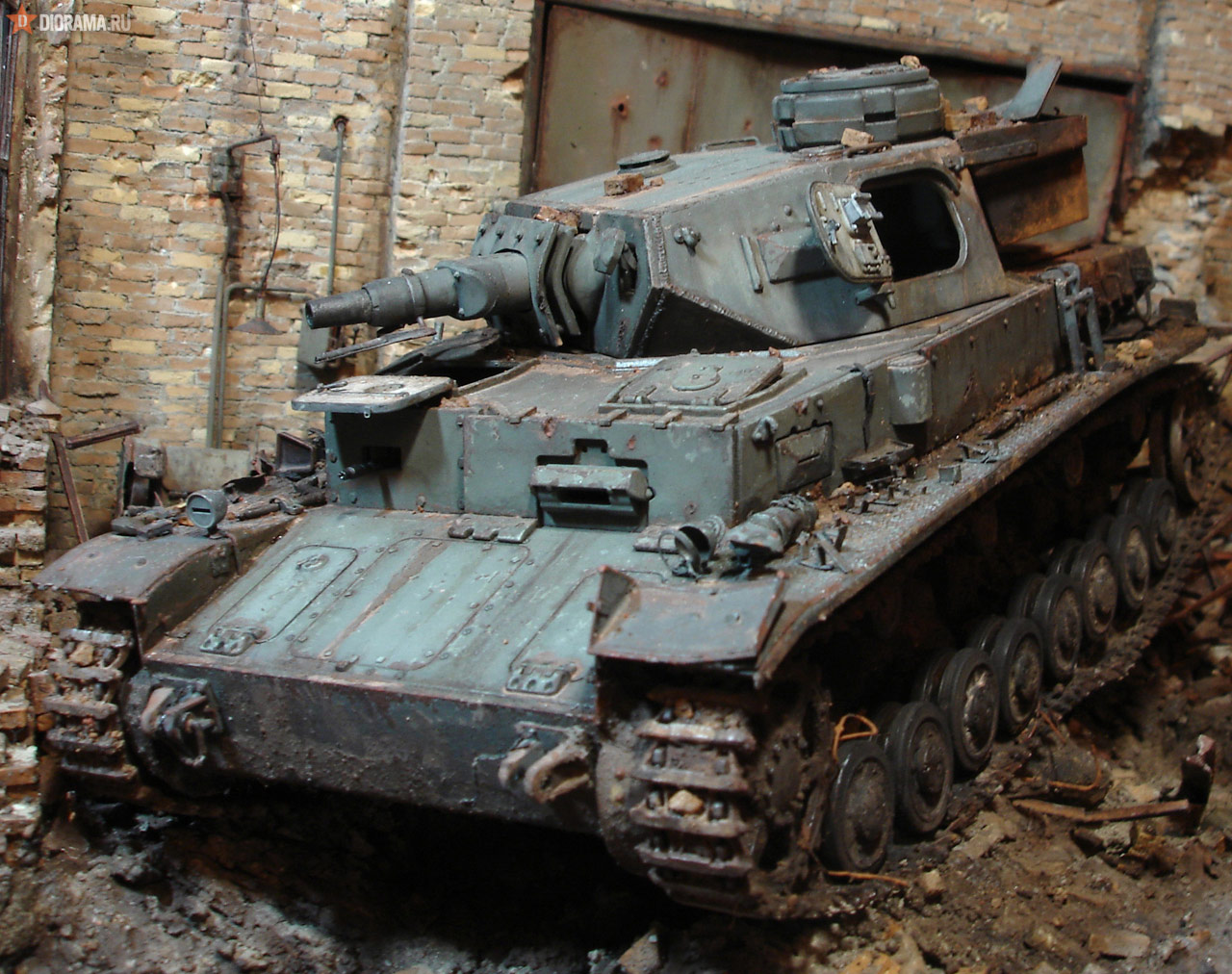 Projects: Stalingrad – Berlin: how it was made, photo #242