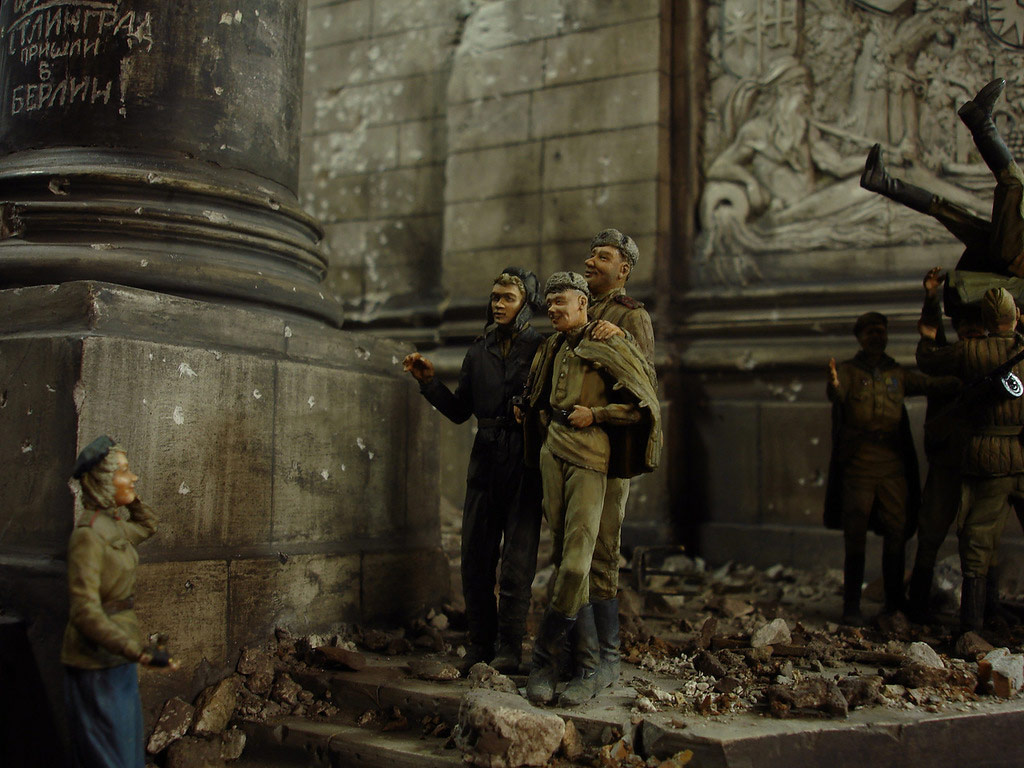 Projects: Stalingrad – Berlin: how it was made, photo #37