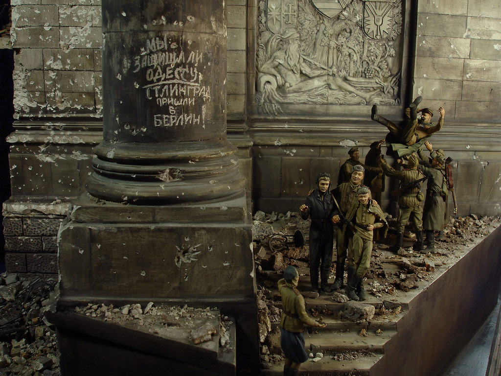 Projects: Stalingrad – Berlin: how it was made, photo #44