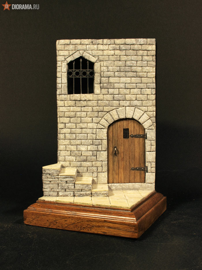 Features: Making a medieval castle section, photo #10
